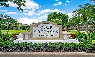 Community Signage, 809 Club Dr, 0