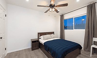 Bedroom, 501 Willow Ave, 1