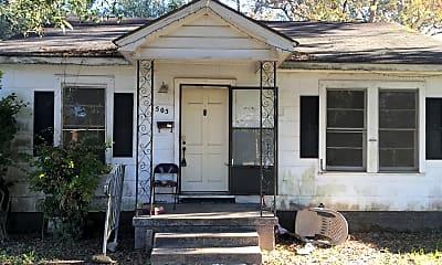Building, 1505 S 1st St, 0