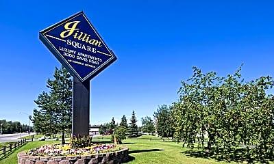 Community Signage, Jillian Square Apartments, 2