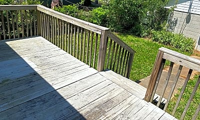 Patio / Deck, 2108 48th Place Ensley, 1