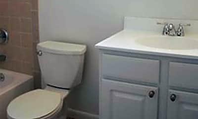 Bathroom, Ocean Aire Apartments, 2