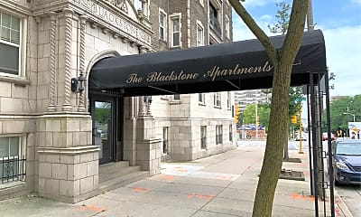 The Blackstone Apartments, 1