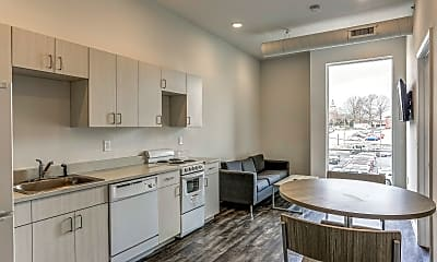 Kitchen, Main608 - Per Bed Leases, 0