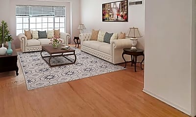 Living Room, 1640 Greenfield Ave, 1