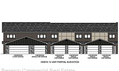Building, 101-114 S. Hosta Ave, 2