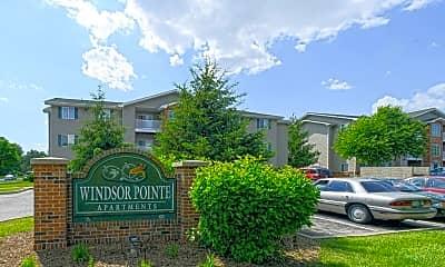 Community Signage, Windsor Pointe, 2