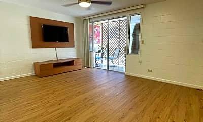 Living Room, 1317 Makiki St, 1