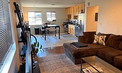 Living Room, 11362 Culver Blvd, 1