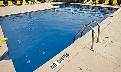 Pool, Auburn Place, 2