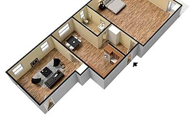 Patio / Deck, 2023 Edgecliff Point, 1