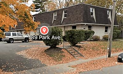 Community Signage, 189 Park Ave, 2