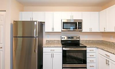 Kitchen, Cortland Olde Raleigh, 1