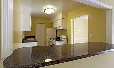 Kitchen, Valley Terrace Apartments, 0