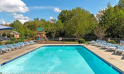 Pool, 2274 N Fayetteville St, 2