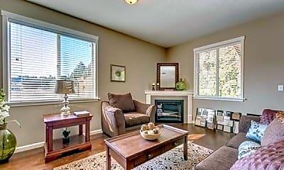 Living Room, 2622 NE 131st Ct, 0