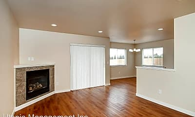 Living Room, 2200 GREENVIEW CIR. #44-#45, 2