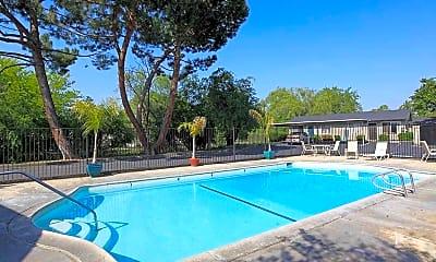 Pool, Brookdale Gardens, 1