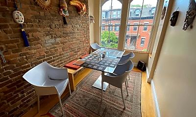 Dining Room, 116 W Newton St, 0