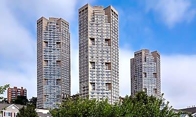 Building, 7004 Boulevard E 1A, 0