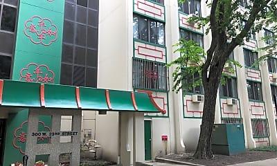 Chinatown Elderly Apartments, 1
