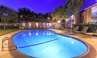 Pool, The Hunt Club at Pin Oak Apartments, 0