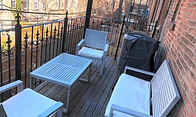 Patio / Deck, 87 Appleton St, 2