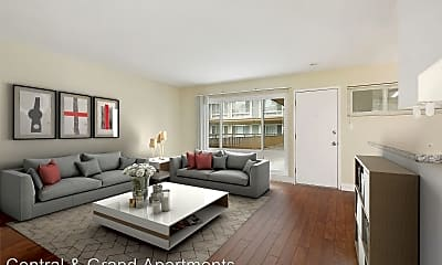 Living Room, 1704 Central Ave, 1