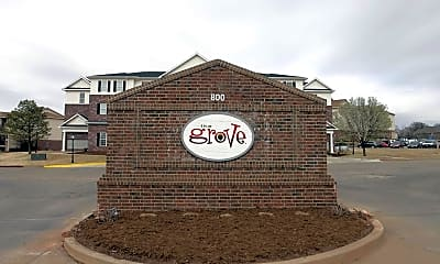 Community Signage, The Grove at Stillwater, 2