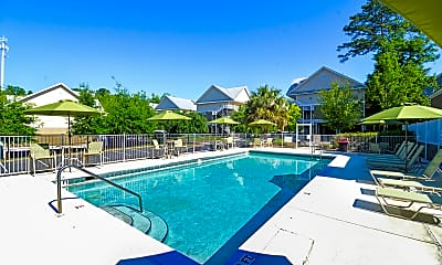 Pool, The Blue Cascade, 1