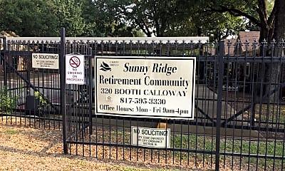 Sunny Ridge Retirement Community, 1