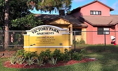 Victory Park Apartments, 1