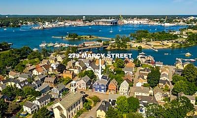Community Signage, 279 Marcy St 3, 2