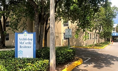 Archbishop Mccarthy Residence, 1