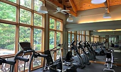 Fitness Weight Room, 2870 Pharr Ct S Northwest, 2