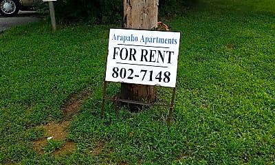 Arapaho Apartments, 1