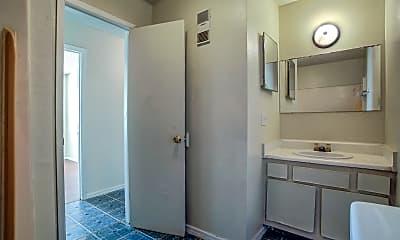Bathroom, Buena Vista Apartments, 2