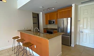 Kitchen, 55 Merrick Way, 1