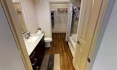 Bathroom, The Apex, 1