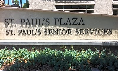 ST PAUL'S PLAZA, 1