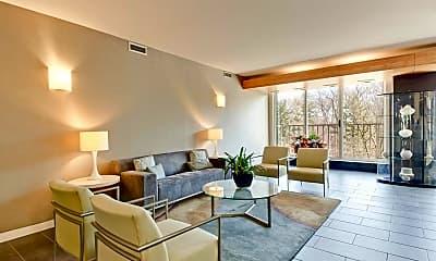 Living Room, 2939 Van Ness St NW, 1