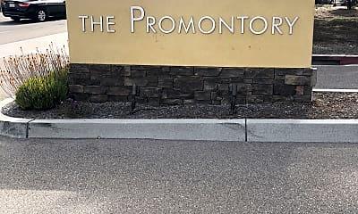 Promontory, 1