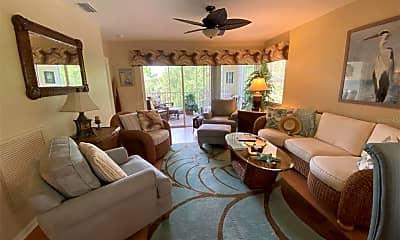 Living Room, 2081 Willow Hammock Cir 206, 1
