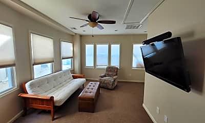 Living Room, 123 South Wilson Avenue, 1
