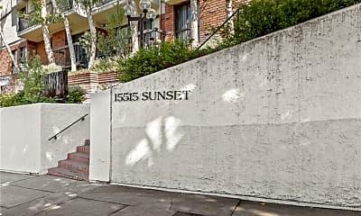 Community Signage, 15515 Sunset Blvd 106, 1
