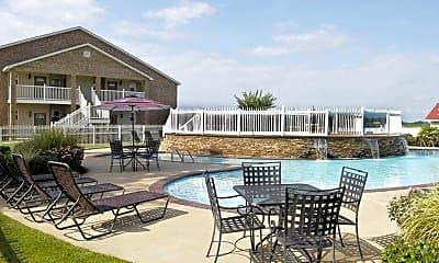 Pool, Lenox Pointe Luxury, 1