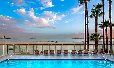 Pool, 1900 Ocean Beach Club, 0