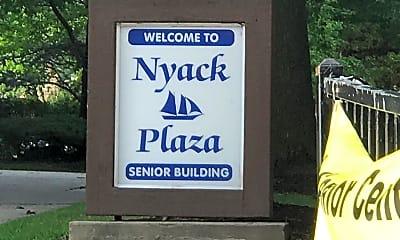 Nyack Plaza Apartments, 1