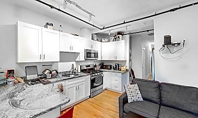 Kitchen, 231 Norfolk Street, Unit 5, 2