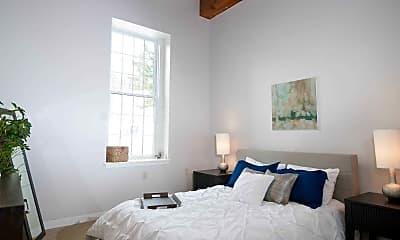 Bedroom, Pine Valley Lofts, 2